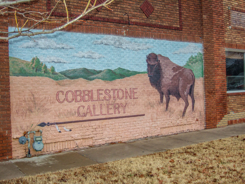 Cobblestone Gallery - 1528 W. Douglas - photo from 2008