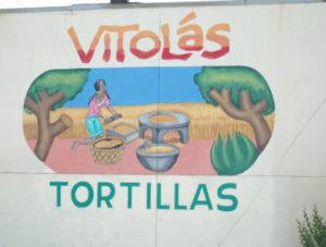 Vitolás Tortillas - 1608 E. Harry - photo from 2008