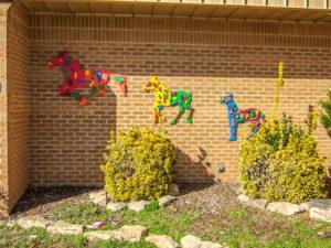 Stanley Stallions - Edmund Stanley Elementary School - 1745 S. Martinson - photo from 2008
