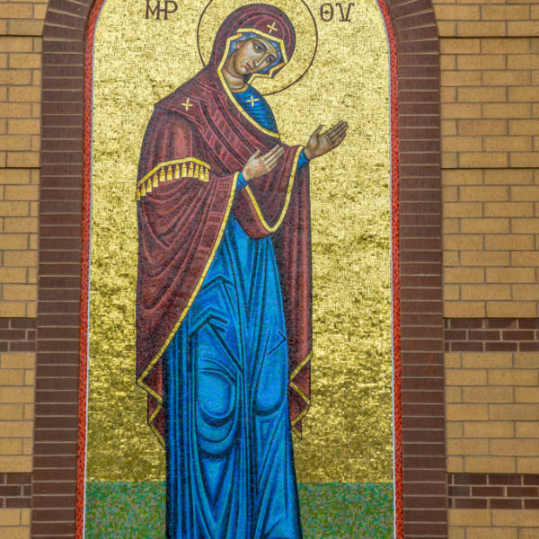St. George Orthodox Christian Cathedral - 7515 East 13th Street - by Bruno Salvatori, 2008 - photo from 2009