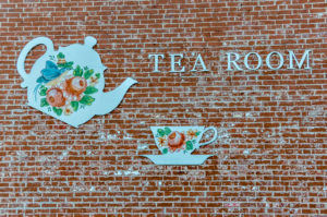 Tea Room - 1810 W. Douglas - photo from 2009