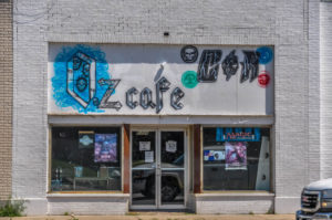Oz Cafe C&R - 2226 East Douglas - photo from 2009