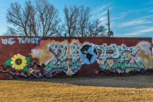 One Planet Hope - 2137 N. Battin - by David Christ - photo from 2010