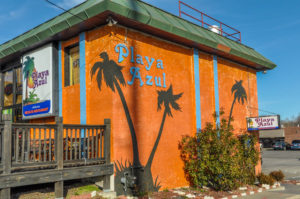 Playa Azul - 360 N. Rock Road - photo from 2010