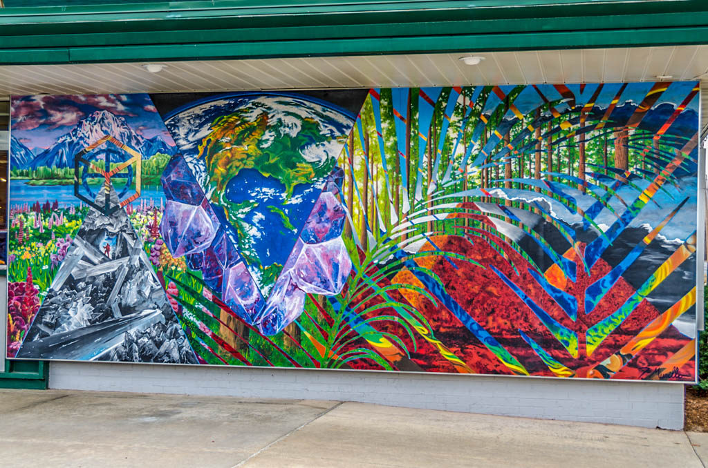 Earth - 4701 E. Douglas - by Thomas Murillo, 2014 - photo from 2014