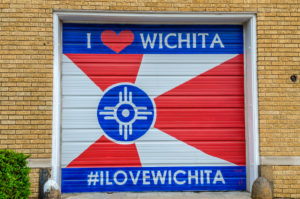 I Heart Wichita - 1401 E. Douglas - photo from 2017